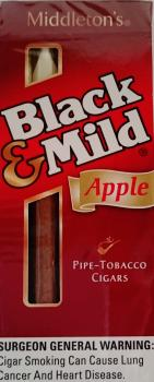 Black & Mild Apple