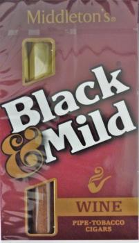 Black & Mild Wine 5 Cigars