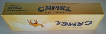 Camel yellow cigarettes