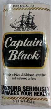 Captain Black White
