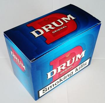Drum Original Blue Rolling Tobacco 250 g