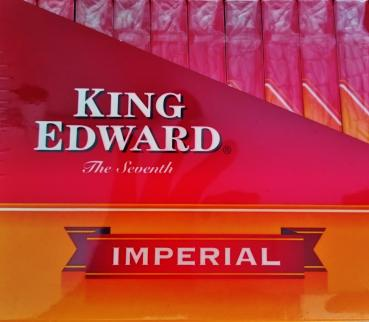 Swisher King Edward Imperial 50 Zigarren