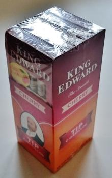 King Edward Cherry Tip 25 Cigars