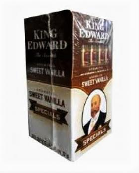 King Edward Sweet Vanilla