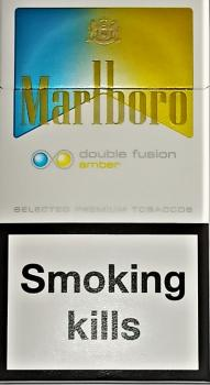 Marlboro Double Fusion Amber - On Request -