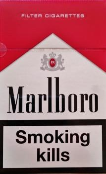 Marlboro Red Cigarettes