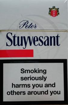 Peter Stuyvesant Original Red