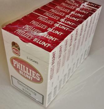 Phillies Blunt Natural 50 Cigars