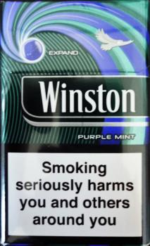 Winston Expand Purple Mint