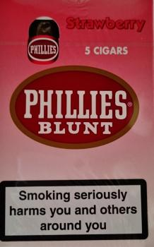 Phillies Blunt Strawberry