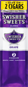 Swisher Sweets Grape 2 Cigars