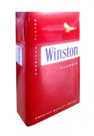 Winston Red Cigarettes - Buy cigarettes, cigars, rolling tobacco