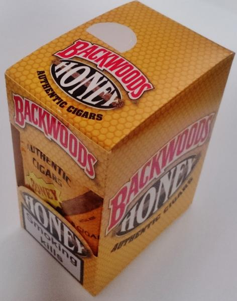 Backwoods Honey 40 cigars