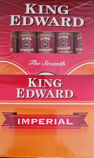 Swisher King Edward Imperial 5 Zigarren