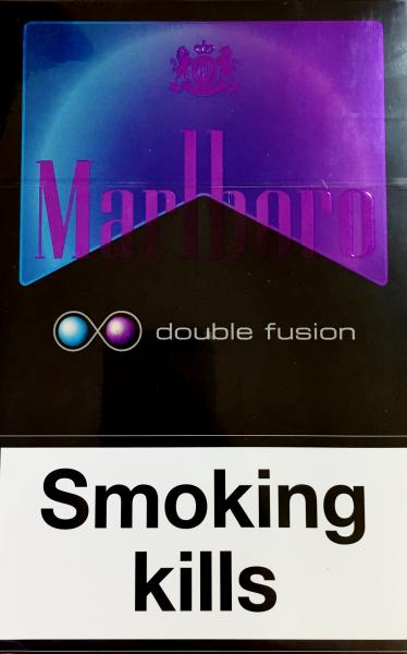 Marlboro Double Fusion Purple Cigarettes