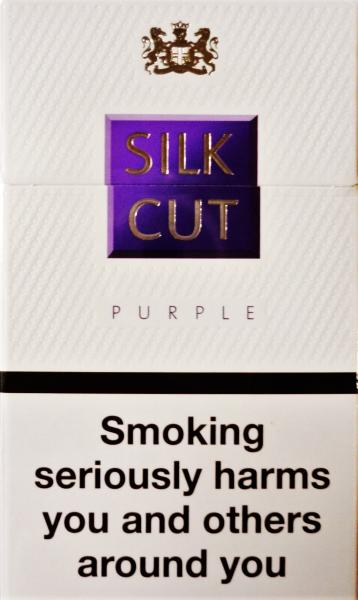 Silk Cut Purple Zigaretten