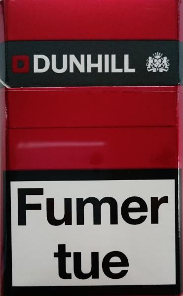 Dunhill Red Cigarettes