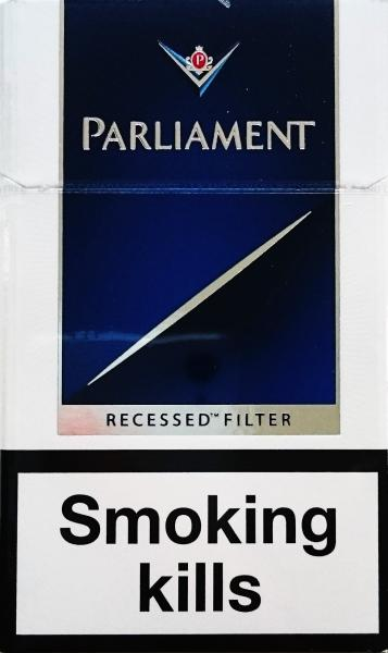 Parliament Blue Cigarettes