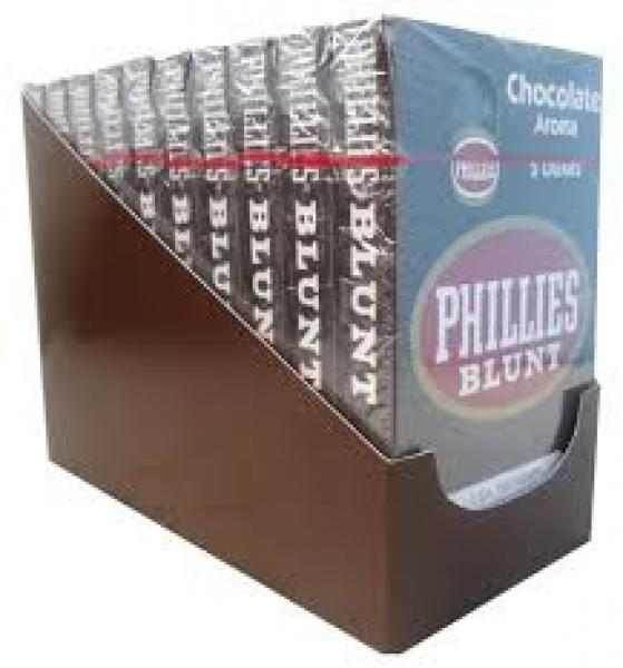 Phillies Blunt Schokolade/Chocolate 50 Zigarren